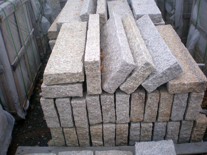 naether natursteine granit palisaden und kantensteine